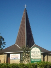 Greenacre Baptist Church